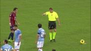 Gilardino chiude la partita contro la Lazio con la rete dal dischetto