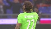 Il volo di Marchetti salva il risultato nel derby all'Olimpico di Roma