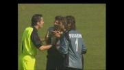 Inzaghi ostacolato in area, rigore per la Lazio
