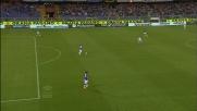 Palombo sbaglia l'appoggio e la Sampdoria rischia grosso