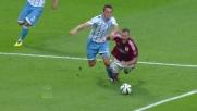 Al suo esordio in Serie A De Vrij regala al Milan il primo rigore dell'anno