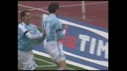 Fiore porta in vantaggio la Lazio sulla Sampdoria