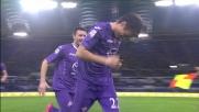 Ljajic, goal su punizione contro la Lazio