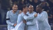 Ledesma lancia la Lazio all'Olimpico con un goal su punizione contro la Juventus