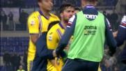 Zukanovic regala il pareggio alla Sampdoria su punizione