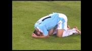Pandev fa tutto bene, tranne il tiro: palla fuori da buona posizione contro il Chievo