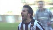 Del Piero sblocca il match fra Juventus e Bari con un goal su punizione