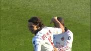 Il terzo goal del Milan contro il Bologna porta la firma di Ibrahimovic
