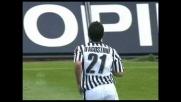 D'Agostino batte Frey sul suo palo e chiude la partita con la Fiorentina