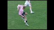 Bonanni, una ruleta contro la Lazio