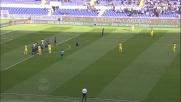 All'Olimpico contro la Lazio il Chievo si illude con il goal di testa di Cesar