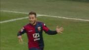 Bertolacci fa goal su una palla vagante contro l'Atalanta