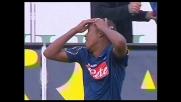 Un'ingenuità di Santacroce lascia il Napoli in 10 contro l'Udinese