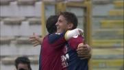 Un goal di rapina di Ramirez vale il provvisorio 2 a 0 del Bologna contro il Genoa
