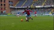 Cassani entra duro su Insigne e lascia la Sampdoria in 10 contro il Napoli