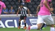 No look e tacco di Di Natale in Udinese-Juventus