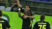 Danilo, goal di testa facile contro la Sampdoria