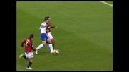La Sampdoria raddoppia con il Milan grazie al goal di Del Vecchio