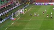 Goal di Pazzini con un tiro sporco in Milan-Bologna