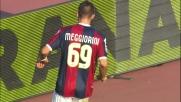 Abbiati nega il goal al Bologna sul colpo di testa di Meggiorini