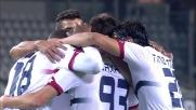 Padelli sbaglia, Laxalt porta in vantaggio il Genoa