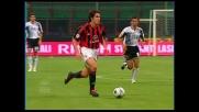 Il goal di Kakà chiude la gara a San Siro col Siena