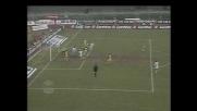 Lanna rischia l'autogoal contro la Lazio, ma il palo salva il Chievo