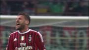 Nocerino, goal con deviazione contro la Juventus