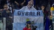 Secondo goal di Dybala contro la Lazio, Juventus sul 3-0