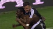 Zapata bravo e fortunato, goal di tacco contro il Torino