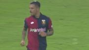 Izzo sfiora l'eurogoal nel derby di Genova: solo traversa per lui!