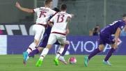 La prima espulsione di Rodrigo Ely con la maglia del Milan