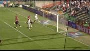 Goal da tre punti di Sergio Floccari: la Lazio vince a Genova
