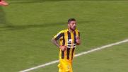 Il goal di Pisano spaventa il Palermo: al Barbera termina 3-2 la sfida con l'Hellas Verona