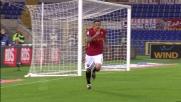 Il goal di Osvaldo sblocca il risultato all'Olimpico