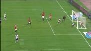 Rudolf realizza il primo goal con la maglia del Genoa all'Olimpico di Roma