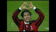 Goal di Pato al debutto con il Milan per il 5-2 contro il Napoli