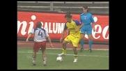 Doppio passo di Amauri contro il Cagliari