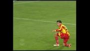 Ledesma recupera il pallone e ferma l'offensiva dell'Udinese