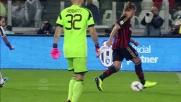 Per la fortuna del Milan il tacco di Mexes non causa danni peggiori