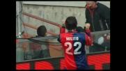 Il goal di Milito pareggia i conti col Catania