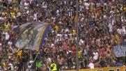 Controllo e tiro: Nocerino realizza il goal del vantaggio contro il Verona