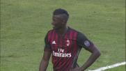 Illusione del goal, Niang calcia fuori in Milan-Torino