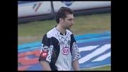 Goal di testa di Volpato, Siena avanti a Udine
