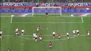 Milan-Reggina: Kaka apre le marcature dal dischetto