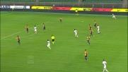 Vazquez sigla la rete del vantaggio palermitano contro l'Hellas Verona
