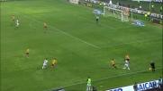 Gonzalez nasconde la palla ai giocatori del Lecce