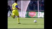 Della Morte firma la vittoria del Chievo contro la Lazio