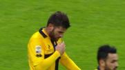 Parma in rete con Nocerino per il momentaneo pareggio contro il Milan