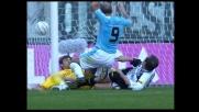 Il goal di Di Canio contro il Siena scatena l'Olimpico